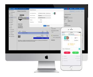 realtime informatie van je bank in je boekhouding
