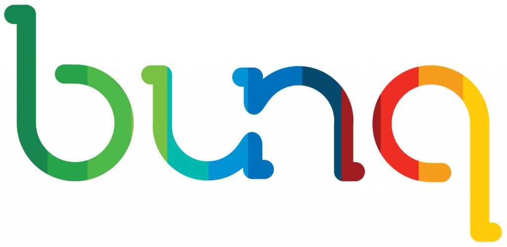 logo bunq bank