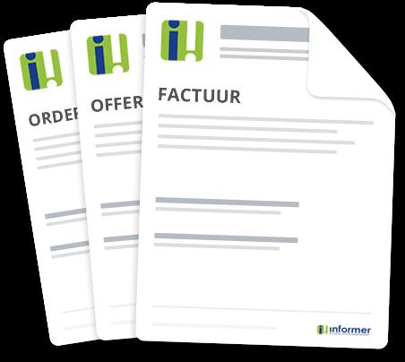 Online Factureren   InformerOnline