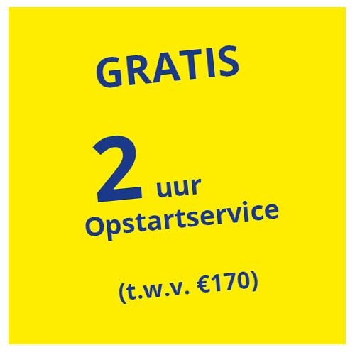 Online boekhouden met gratis opstartservice