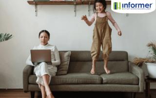 8 tips voor productief thuiswerken