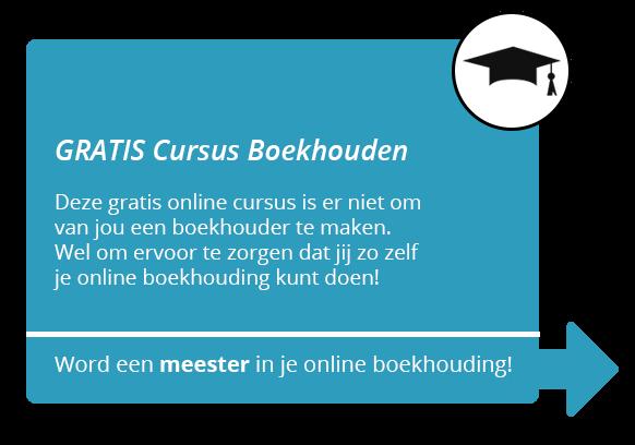 Begin nu de GRATIS cursus online boekhouden!