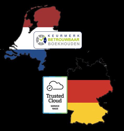 Betrouwbaar Boekhouden en Trusted Cloud voor safety