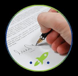 Contract opstellen is onderdeel van InformerOnline