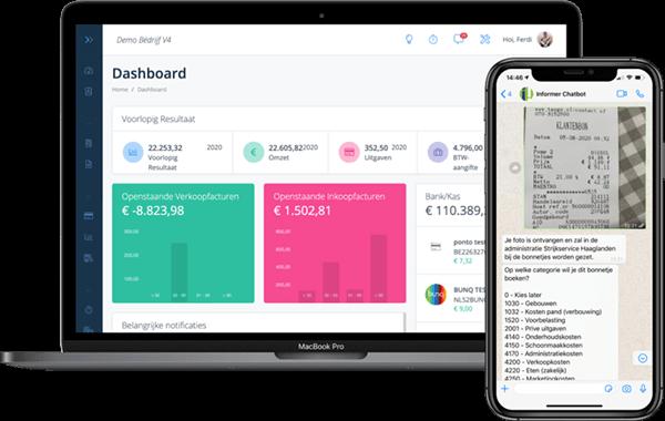 Crowdfunding verwerken in je boekhouding