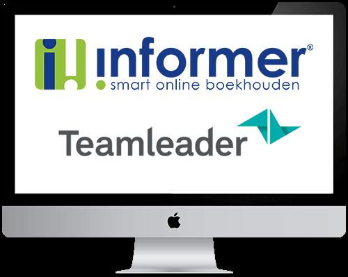 Informer en Teamleader
