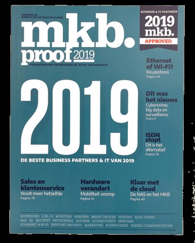 Informer voor 5e keer MKB Proof