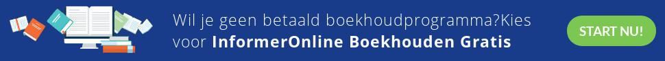InformerOnline Boekhouden Gratis