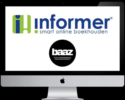 InformerOnline en MKB Baaz