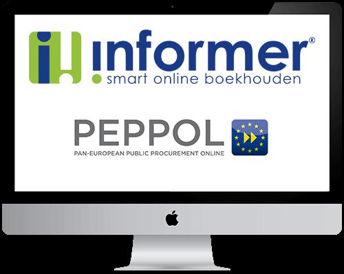 Factureer direct naar een boekhouding via PEPPOL