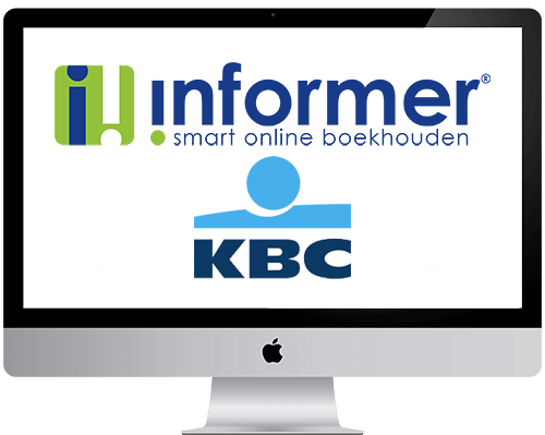 KBC bank boekhouding in InformerOnline
