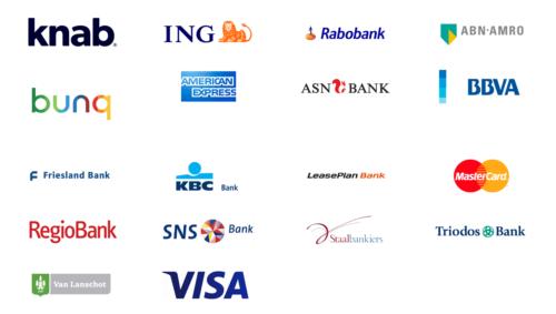 Koppel je bank aan Informer