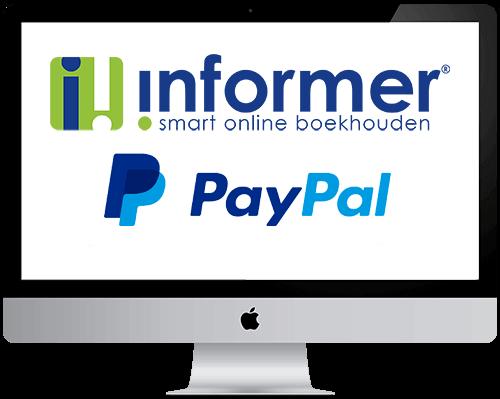 Koppeling InformerOnline en PayPal
