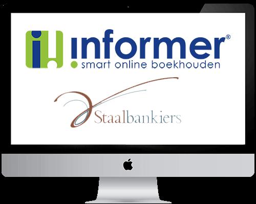 Koppeling InformerOnline en Staalbankiers