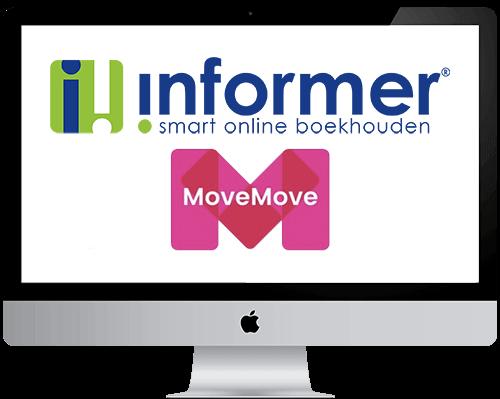 Koppeling tussen InformerOnline en MoveMove