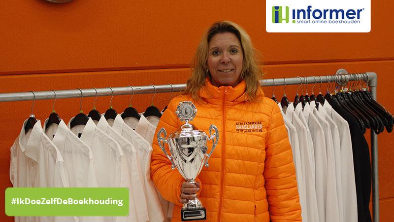 Nancy van Strijkservice Haaglanden