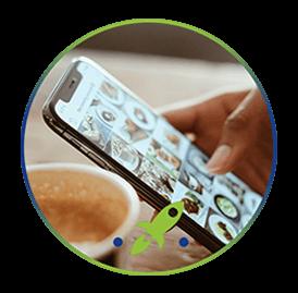 Social media starten is onderdeel van StartHulp