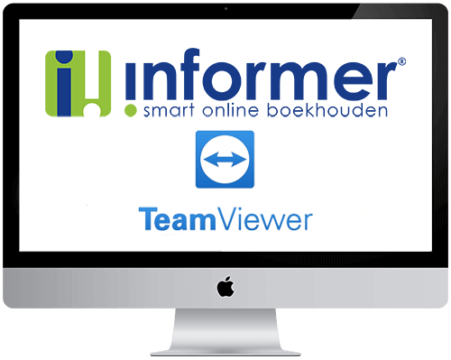 Teamviewer en InformerOnline