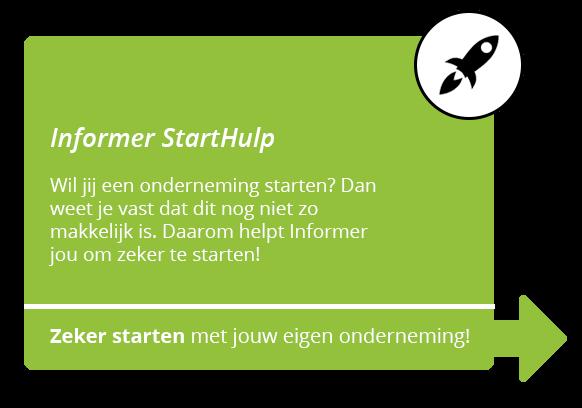 Zeker starten met jouw eigen onderneming met StartHulp