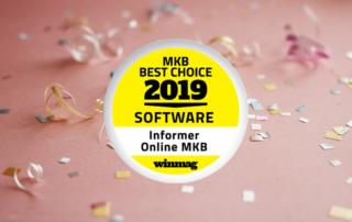 award mkb choice