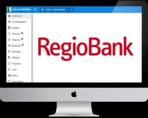 Regiobank zakelijk en InformerOnline