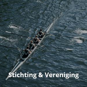 Boekhoudprogramma Stichting & Vereniging