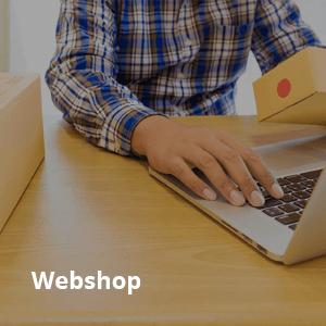 Boekhoudprogramma Webshop